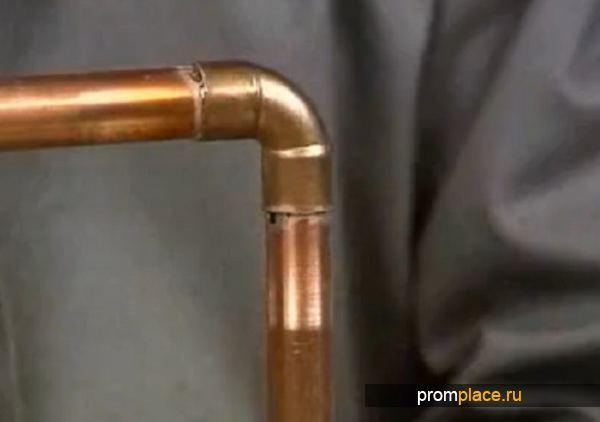 Пайка - как вид соединения труб