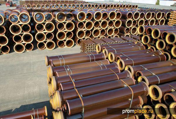 Трубы для канализации из керамики