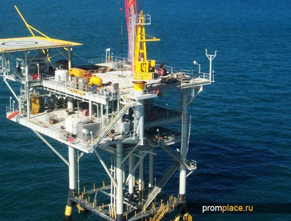 Морская добыча газа