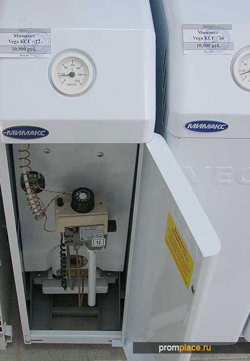 инструкция по эксплуатации газового котла мимакс