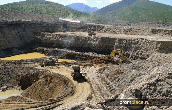 Месторождение золото в Магаданской области