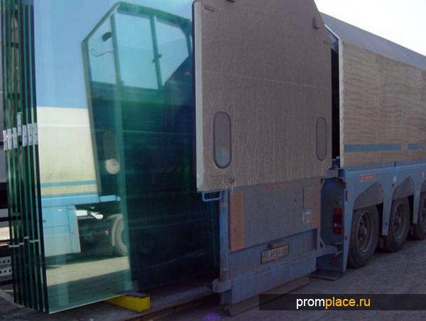 Транспорт для перевозки листового стекла