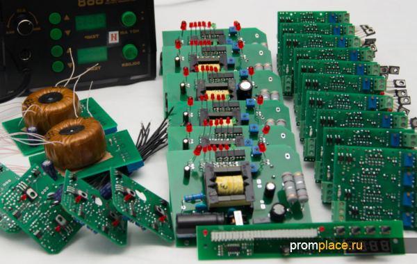 Производство электроники
