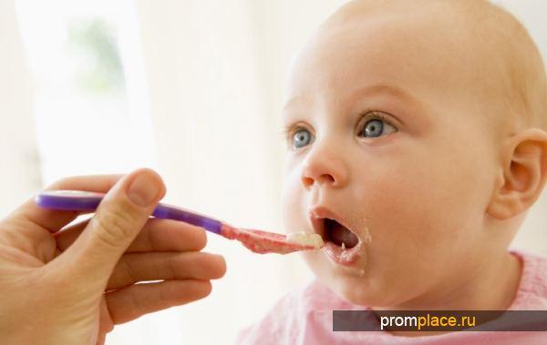 Добавка используется в детском питании