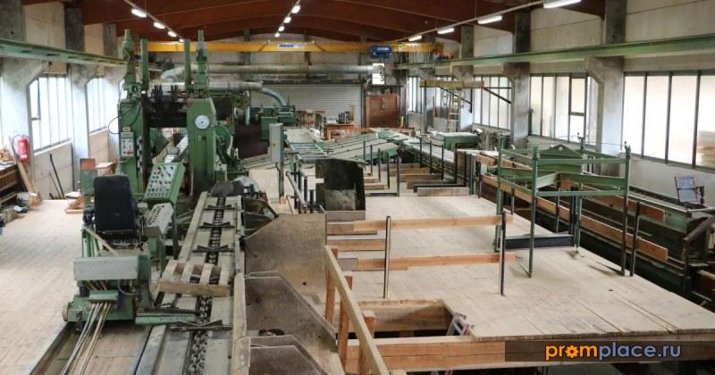 Производители деревообрабатывающих станков в России