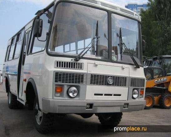 Автобус ПАЗ 3206