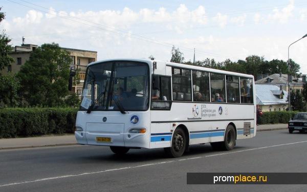 Автобус среднего класса КаВЗ