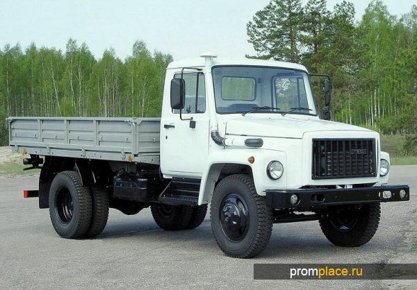 Бортовой ГАЗ 3309