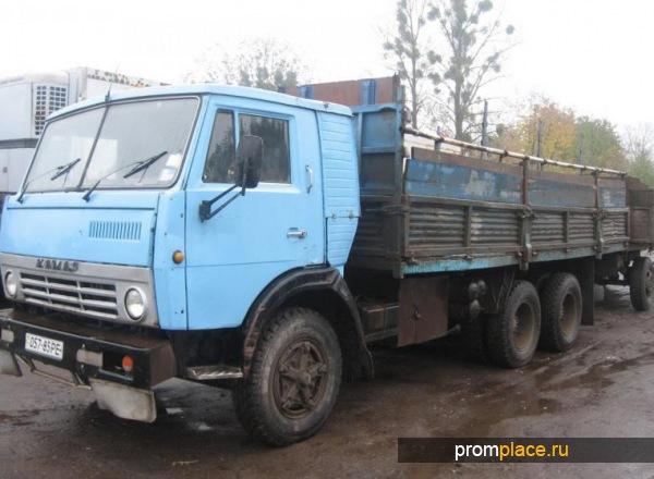 Бортовой КамАЗ 5320