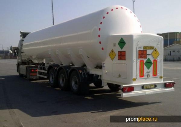 Закон о перевозки газа в баллонах