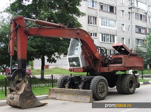 экскаватор ЭО 3323 1