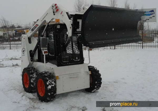 Мини погрузчик Forway WS50 1