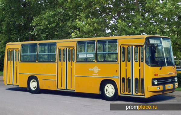 Фото автобуса Икарус 260