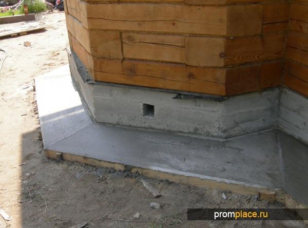 Гидроизоляция частном пол в доме деревянный на лагах