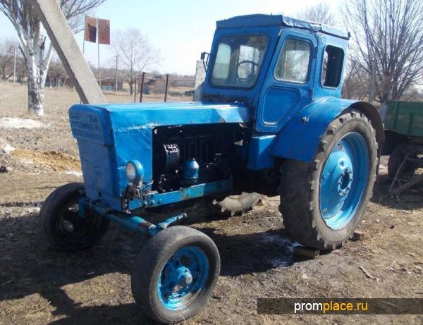 Колесный трактор Т 40