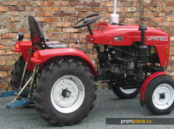 Мини трактора для домашнего