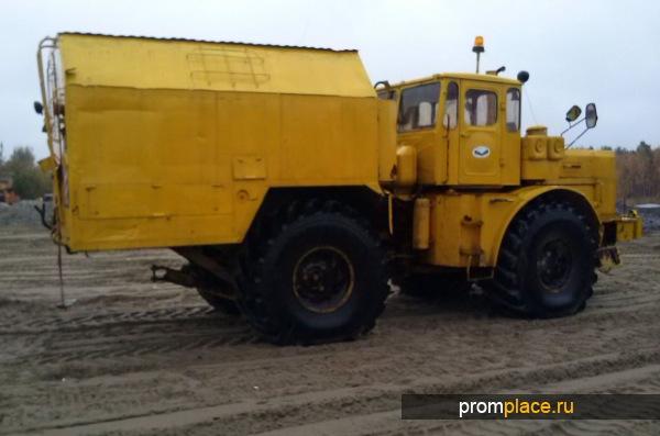 Трактор Кировец К 700 - история создания, особенности конструкции ...