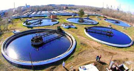 Как работают очистные сооружения канализации