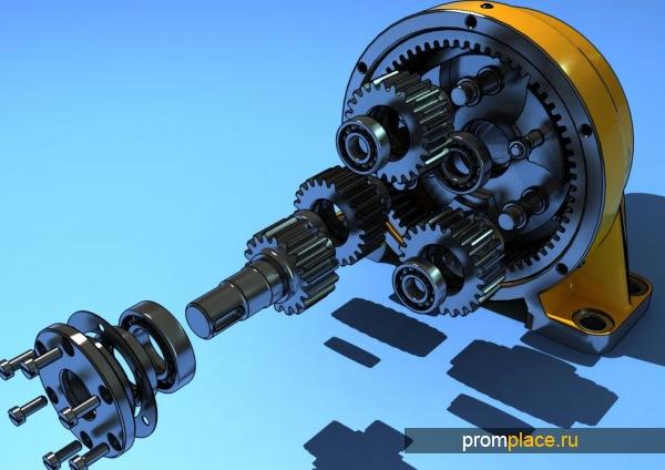 Микромотор редуктор планетарный примерно скорость метра