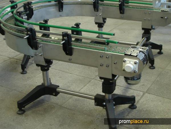 конвейеры пластинчатые с весами