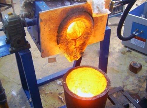Печи для плавки цветного металла своими руками 15