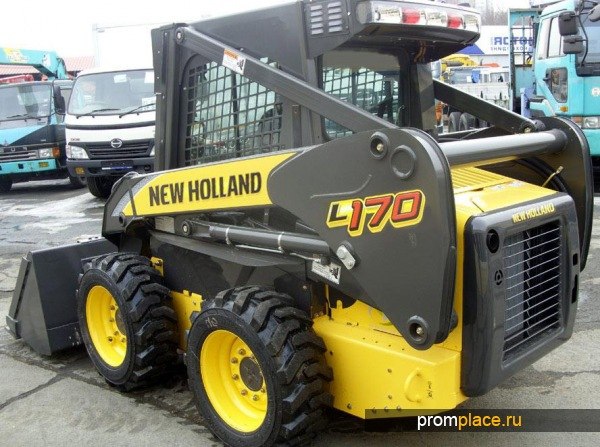 Погрузчик New Holland L 170