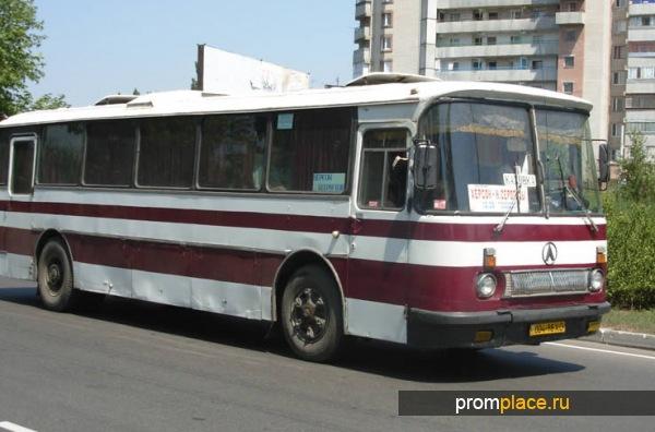 Популярный ЛЬвовский автобус