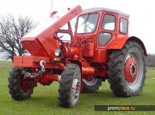 Популярный трактор Т 40