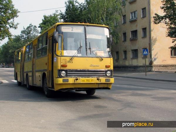 Популярный венгерский автобус Икарус 280