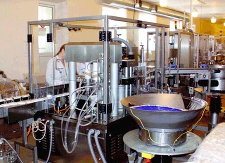 Производство парфюмерной