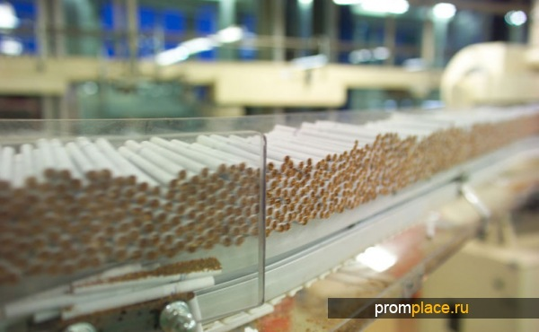 мини фабрика сигарет