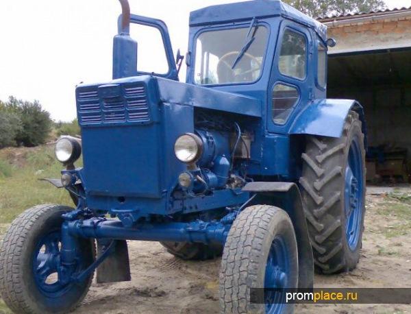Рабочий трактор Т 40