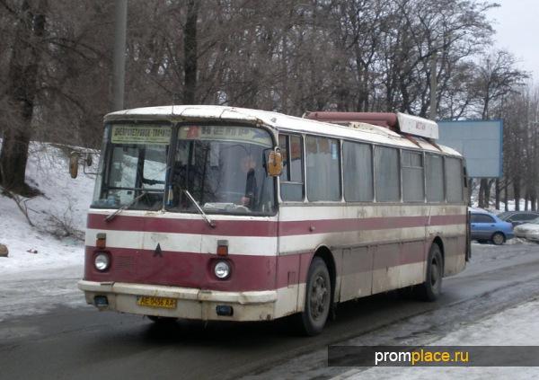 Рейс автобуса ЛАЗ 699Р
