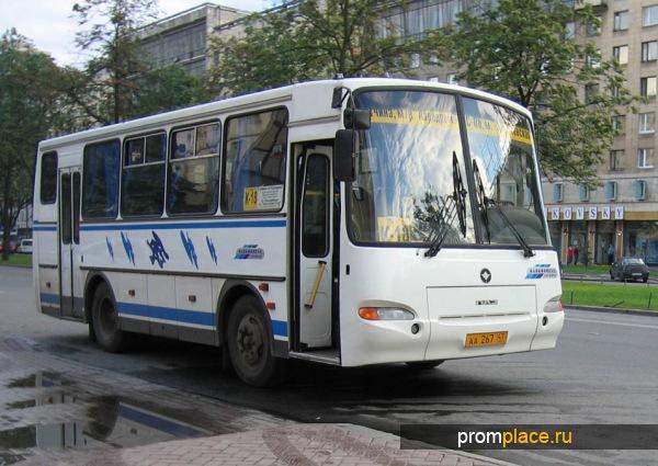 Средний автобус ПАЗ 4230