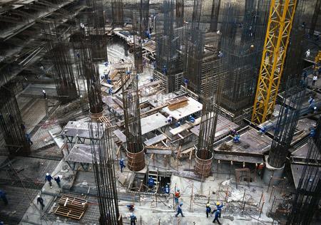 Monolitická stavebná technológia