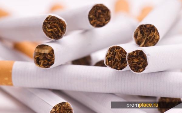 для изготовления сигарет,