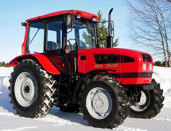 Механизм навески трактора класса тяги 1,4 (мтз-80(82))