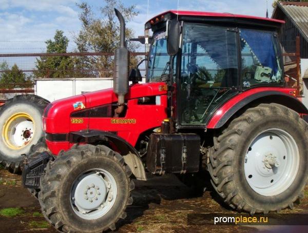 трактор мтз 1523 отзывы