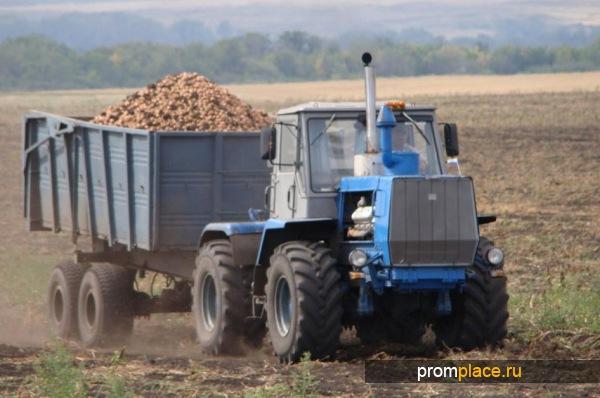 Трактор Т 150 - история создания, особенности конструкции и ...