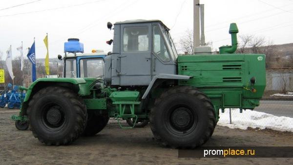 Трактор Т 150К - видео обзор, особенности устройства, технические ...