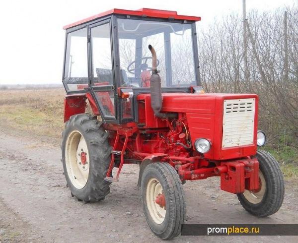 трактор т25 как сделет перед ведуши