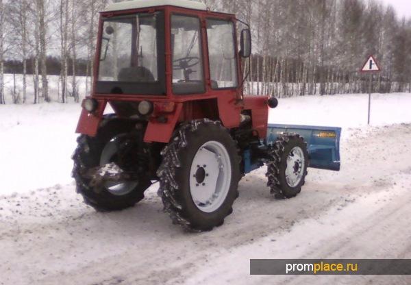 Трактора БУ и новые в Липецкой области