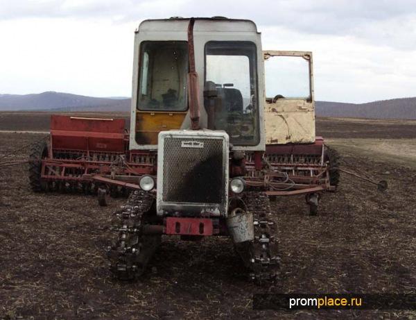 Кировцы К-701 и К-700 таскают лес или Трейлеровка леса 2011