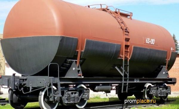 (когда как) специализированные контейнера для перевозке фосфора этой статье