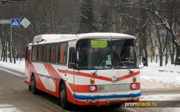 Вместительный ЛАЗ 699Р