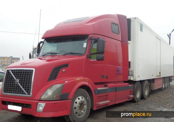 американские грузовики вольво фото кабины