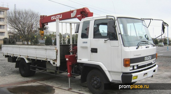 Японский ISUZU Forward