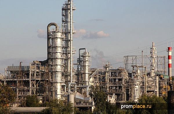 Завод по производству аммиака