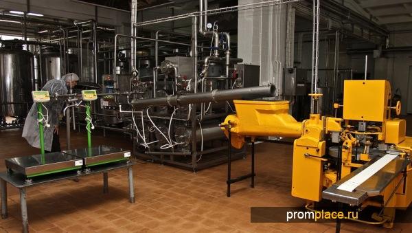 Завод по производству сливочного масла