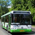 ЛиАЗ 5292 - современный автобус-низкопольник